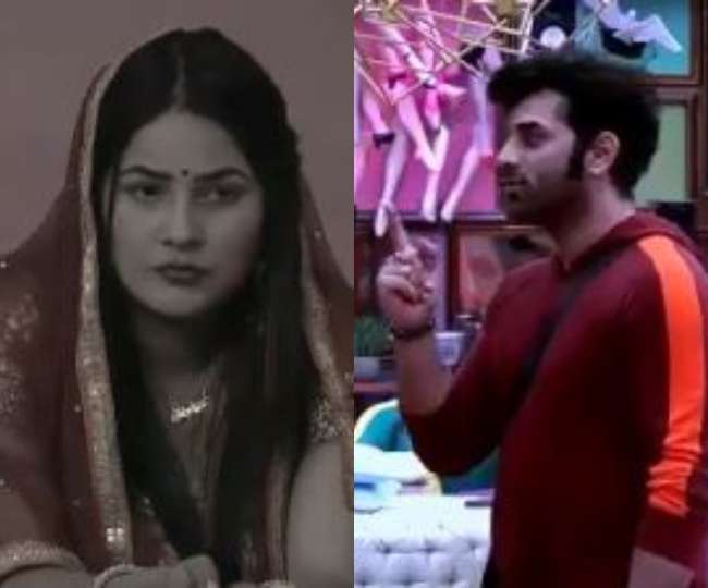 Bigg Boss 13 Paras Chhabra betrayed Shahnaz Gill, out of race to become queen
