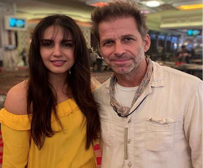 Huma Qureshi wraps up Zack Snyder's Army Of The Dead for Netflix