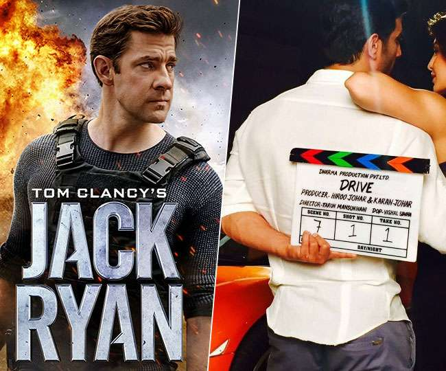 Jack Ryan Vs Drive Big bang on Netflix and Amazon from November 1 after Diwali