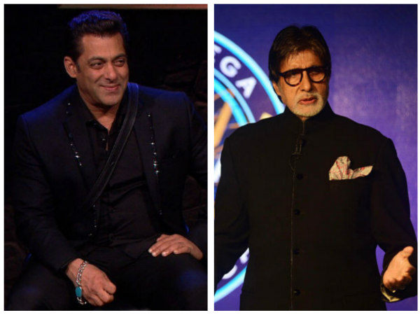 Salman's 'BB13' defeated by Amitabh in TRP, place not found in first week, see full list