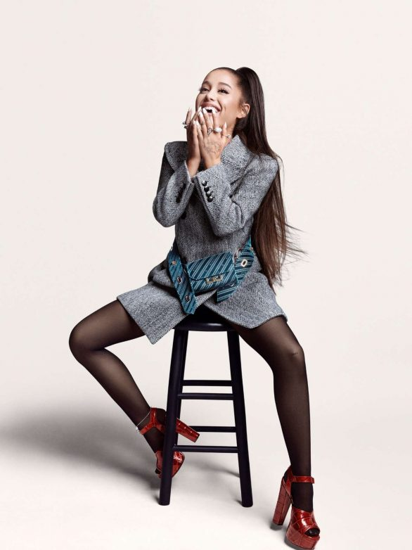 Ariana Grande's First Givenchy Campaign Is Here And It's Glorious