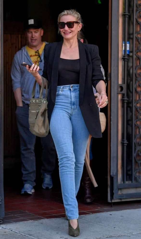 Cameron Diaz eager to move out of Los Angeles