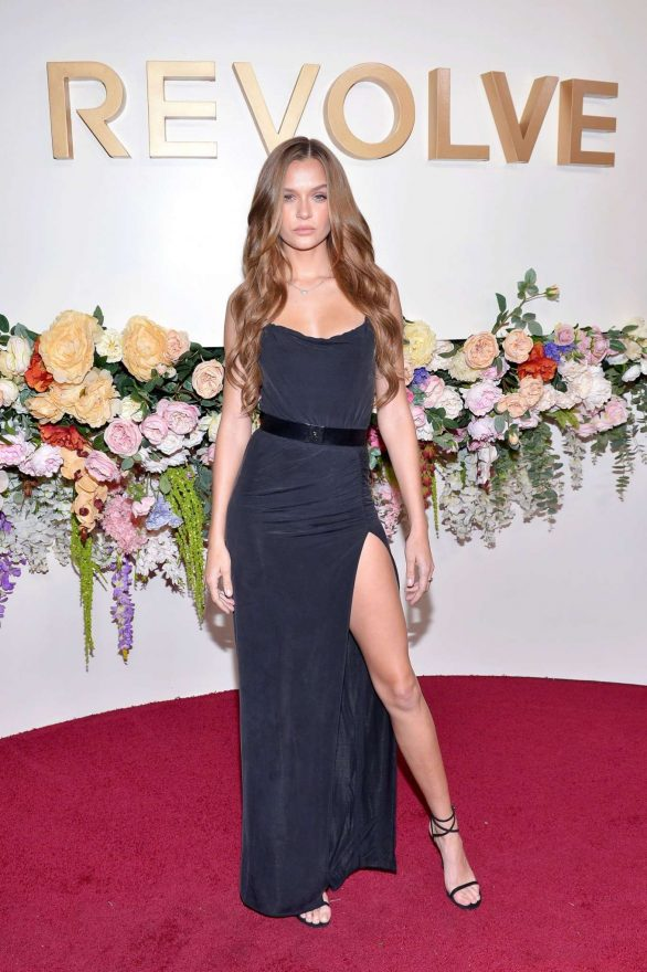 josephine skriver attends the 3rd annual revolve awards at goya studios in hollywood