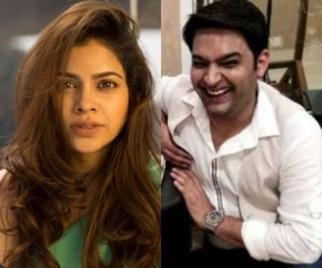 Kapil Sharma also mocked Sumona Chakraborty after the show, the actress abused on Twitter