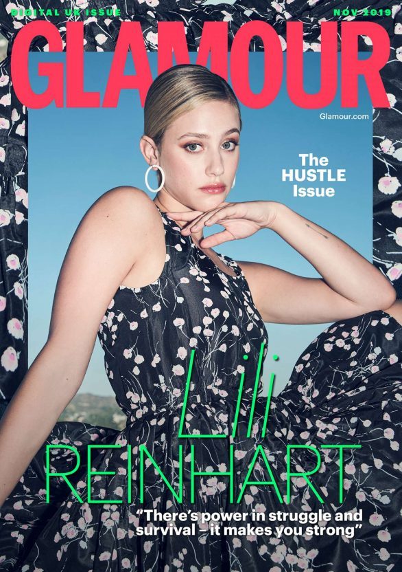 GLAMOUR's November coverstar Lili Reinhart: 'Life is not a FaceTune app – stretch marks, cellulite, real skin is beautiful'