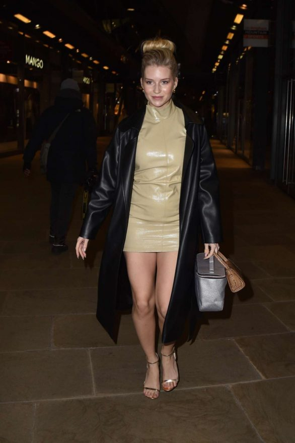 Lottie Moss At The Skinny Tan: Choc Range launch party in London
