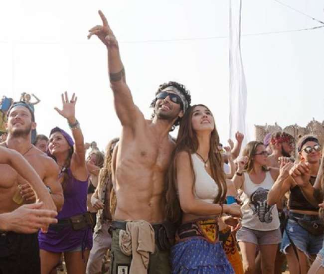 Malang First Look First poster released, Aditya Roy Kapur and Disha spotted partying in Goa