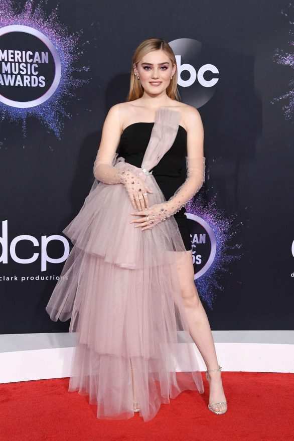 Meg Donnelly, Asher Angel & Alyson Stoner Show Their Style at American Music Awards 2019