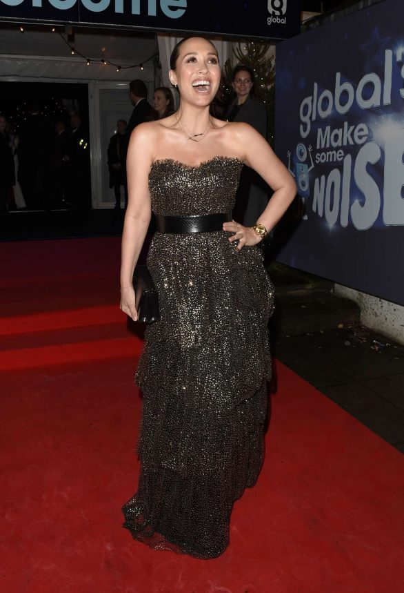 Myleene Klass look nothing short of sensational as they lead the way at Global's Make Some Noise charity event