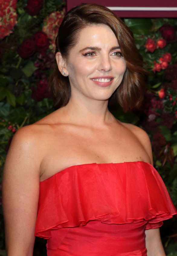 Ophelia Lovibond Attends the 65th Evening Standard Theatre Awards at the London Coliseum in London