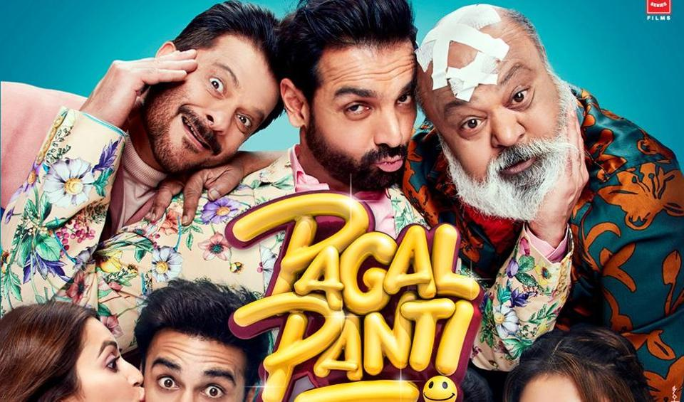 Pagalpanti Full Movie Leaked Online to Download