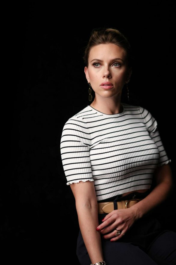 Scarlett Johansson Pics (2019) – Variety Actors on Actors Season 11