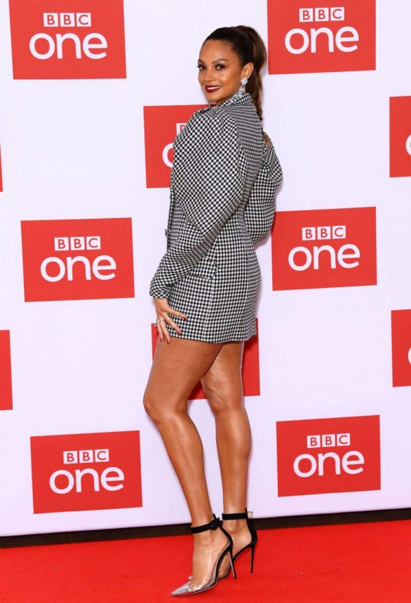 Alesha Dixon At 'The Greatest Dancer' TV Show, Series 2 launch photocall, London