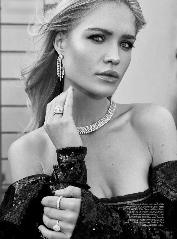 Camilla Christensen Photoshoot for ROX Jewellery 2019/2020