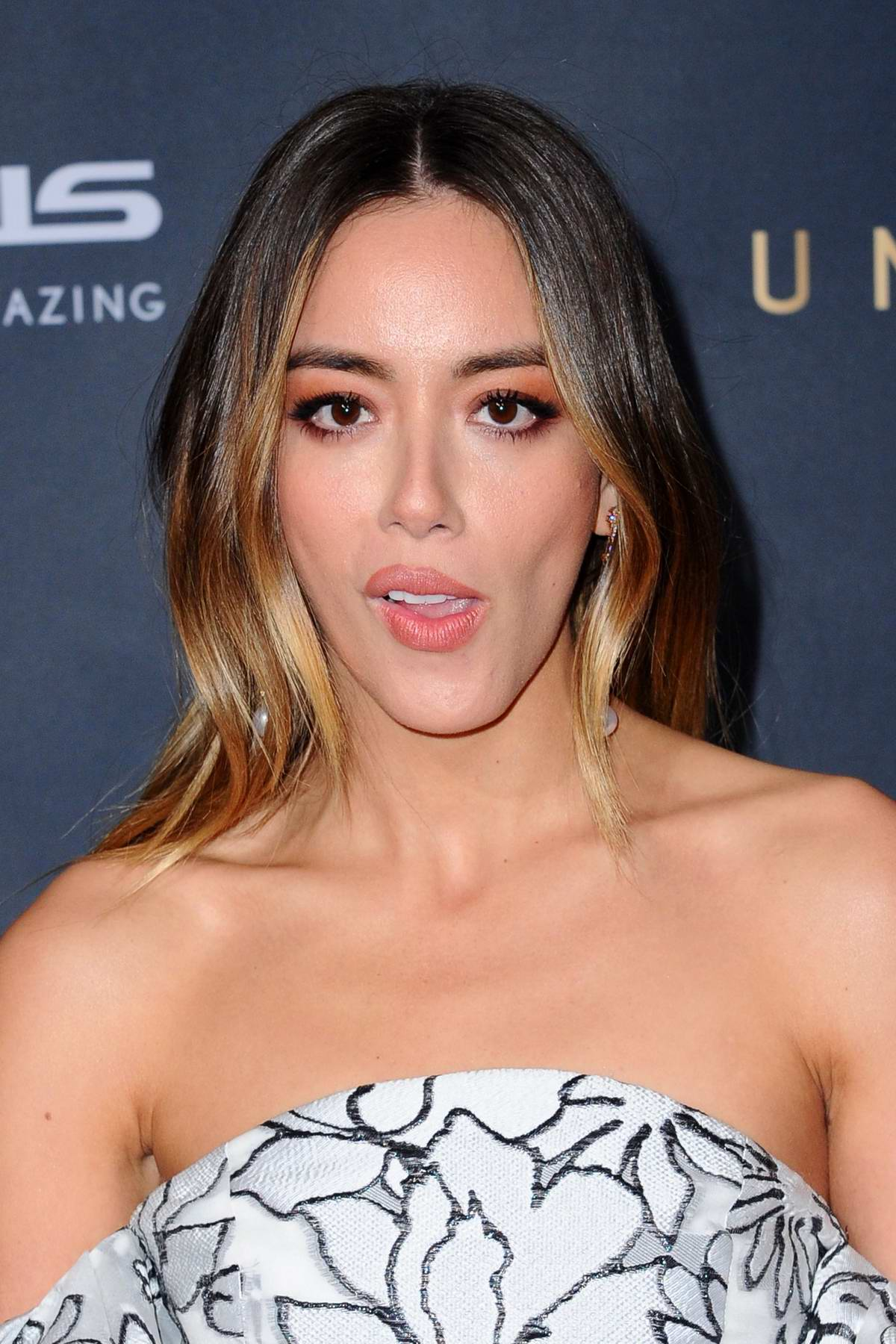 Chloe Bennet attends the Unforgettable Gala 2019 at The Beverly Hilton in Beverly Hills, California