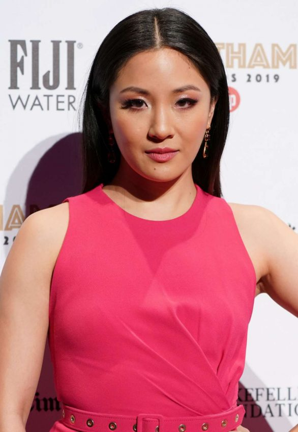 Constance Wu shine at the Gotham Awards in NYC