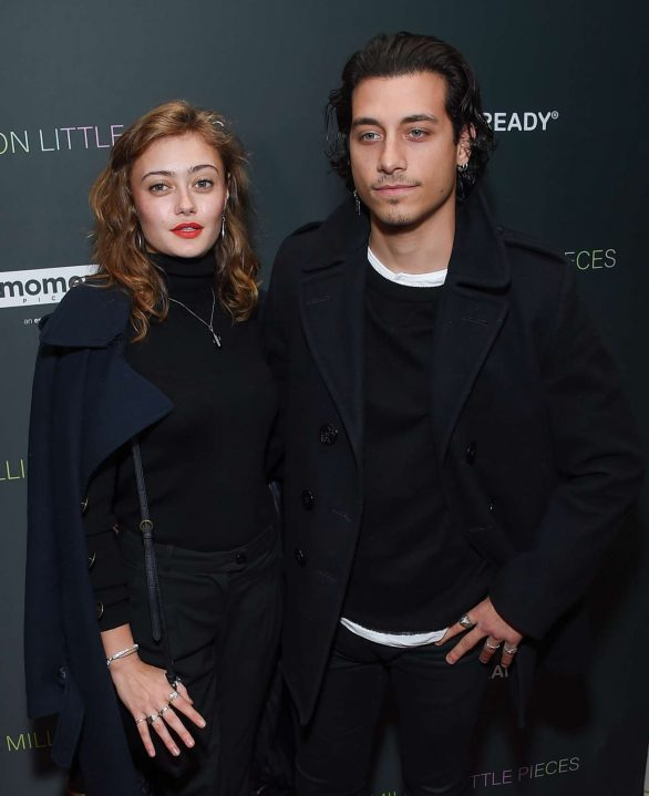 Ella Purnell Pics at 'A Million Little Pieces' Special Screening in West Hollywood