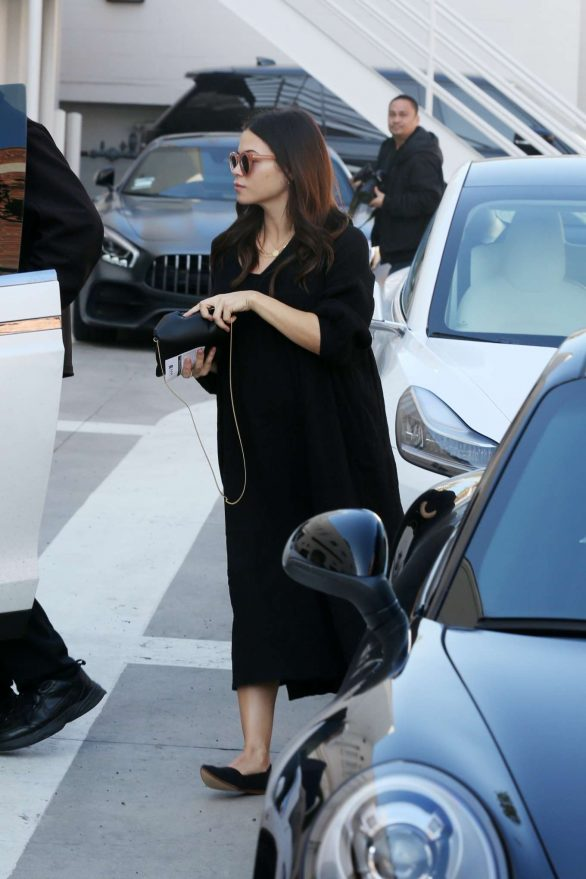 Jenna Dewan Pics While Out in Beverly Hills