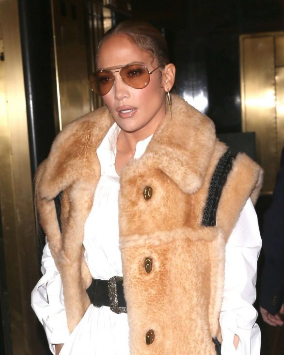 Jennifer Lopez (2019) Pics while Out in New York City