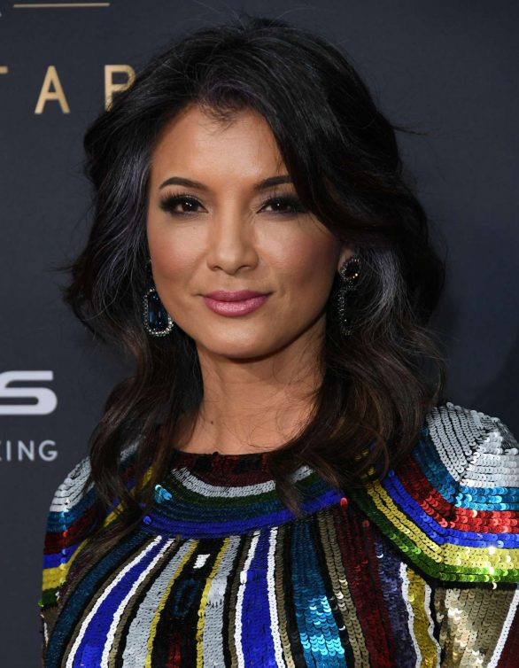 Kelly Hu At 18th Annual Unforgettable Gala in Beverly Hills