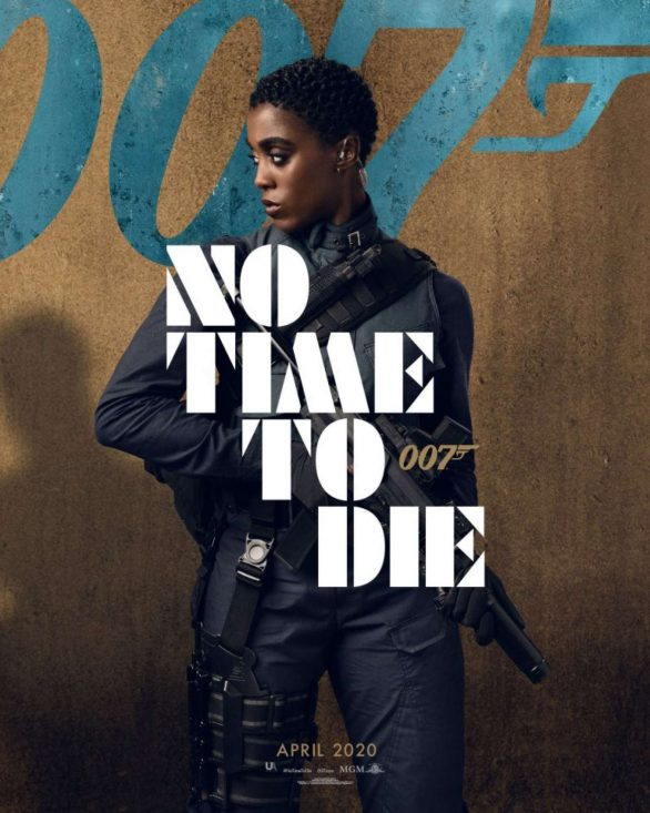 Lashana Lynch – 'No Time to Die' Promotional Poster 2020
