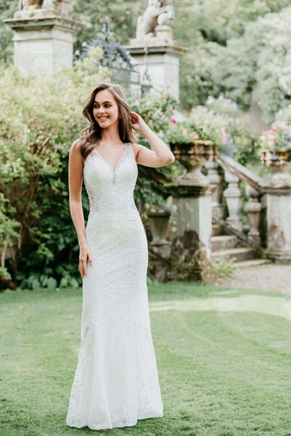 Lily Easton At Allure Bridals Photoshoot 2019