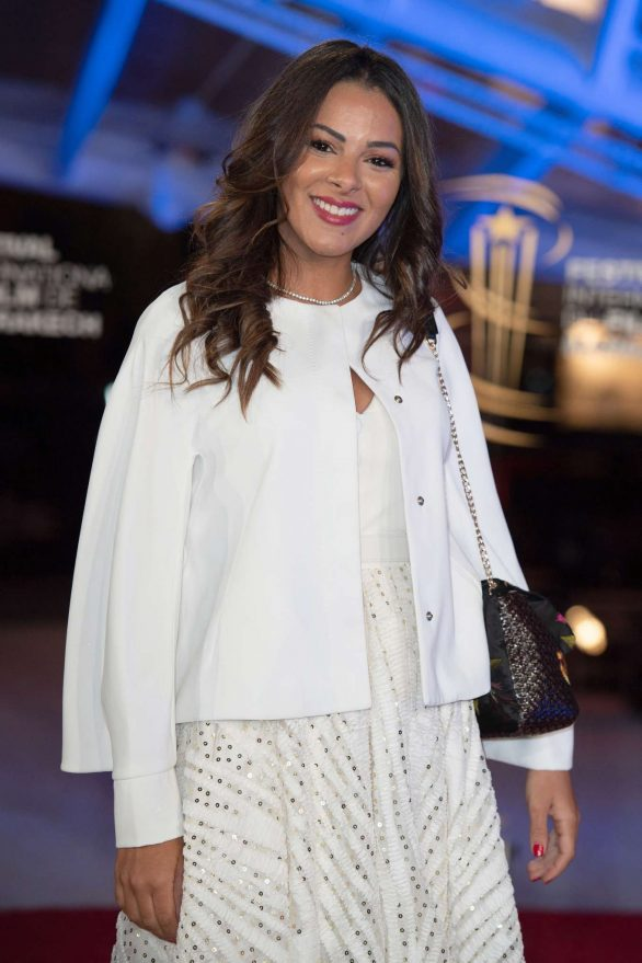Nawel Debbouze Photos at 18th Marrakech International Film Festival Opening Ceremony