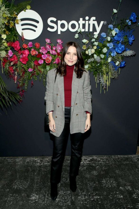 Sophia Bush Pics at Spotify Celebrates A Decade Of Wrapped in Los Angeles
