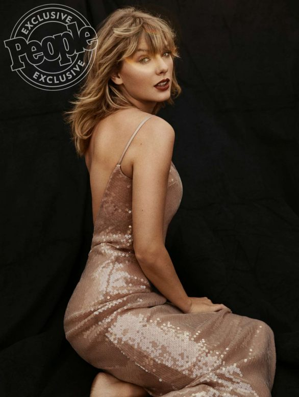 Taylor Swift Named 2019's People of the Year