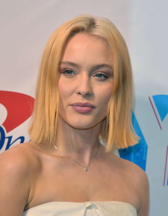 Zara Larsson Pics At Y100 Jingle Ball at BB&T Center in Sunrise