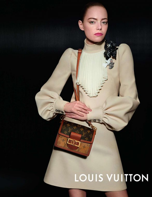 Emma Stone Photoshoot At Louis Vuitton SS20 Womens Campaign 2020