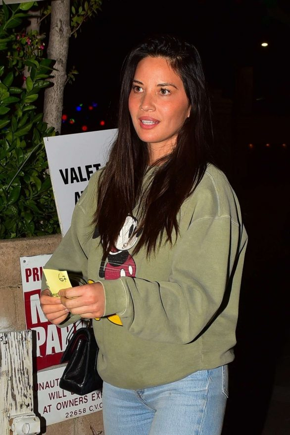Olivia Munn form a power trio for girls night out in Beverly Hills