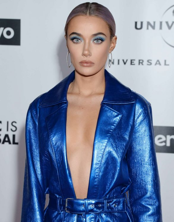 Olivia O'Brien At Universal Music Group's Grammy Awards After Party in Los Angeles