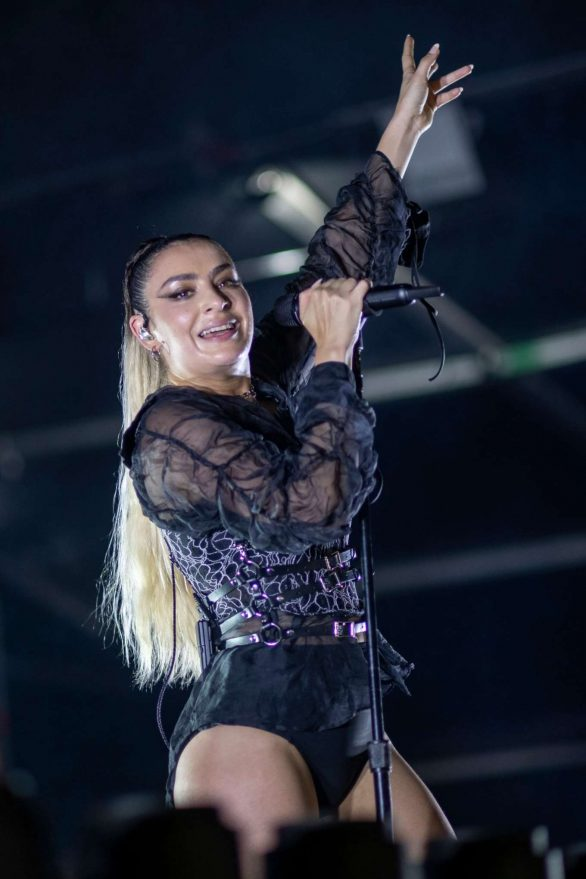 Charli XCX Performs at St Jerome's Laneway Festival in Brisbane