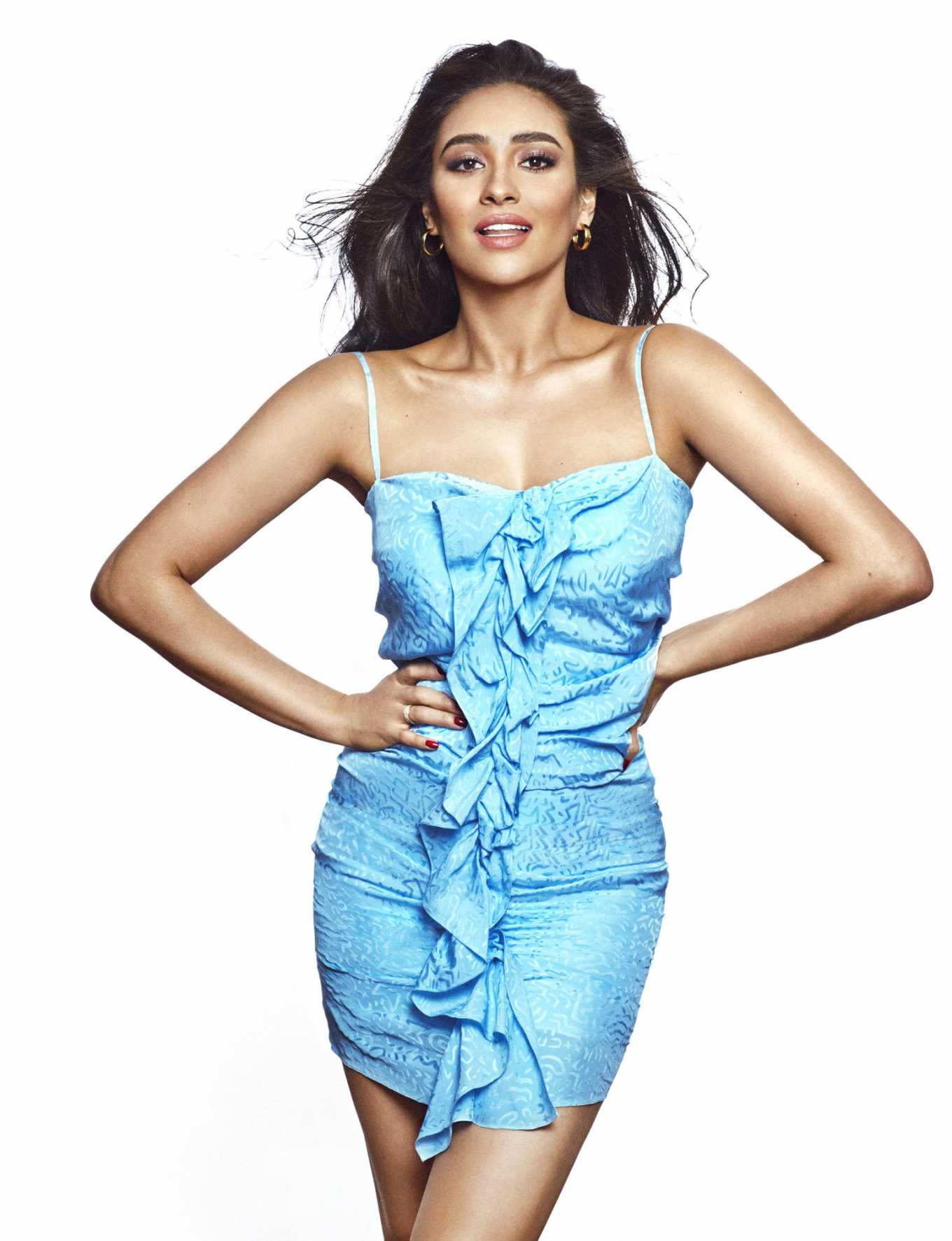 Shay Mitchell Photoshoot for Cosmopolitan Middle East Magazine (March 2020)