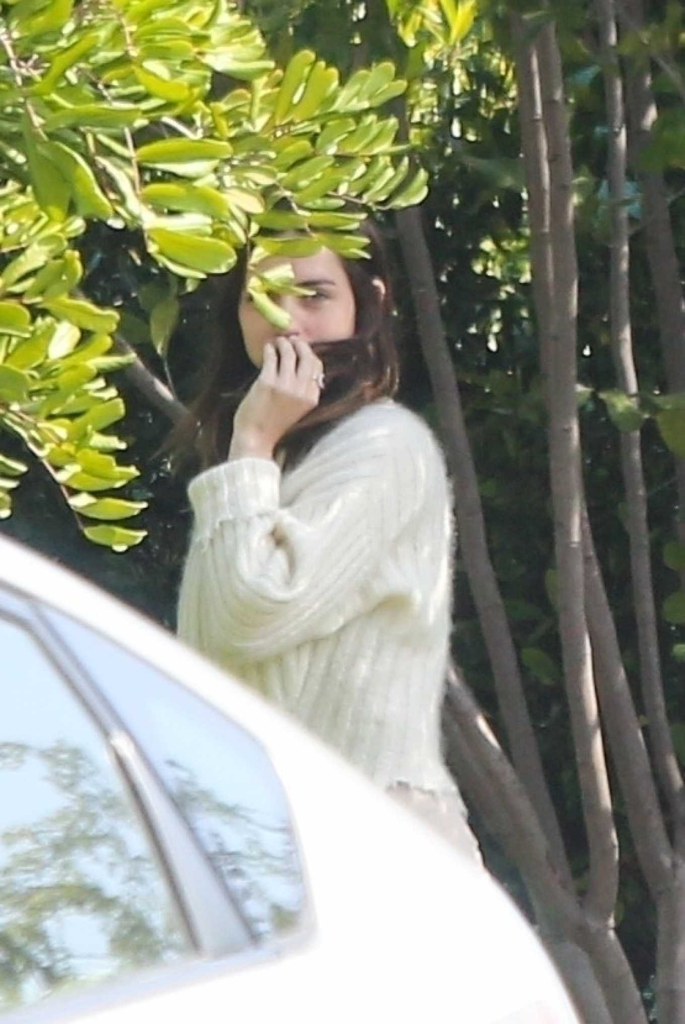 Ana de Armas and Ben Affleck Out in Los Angeles