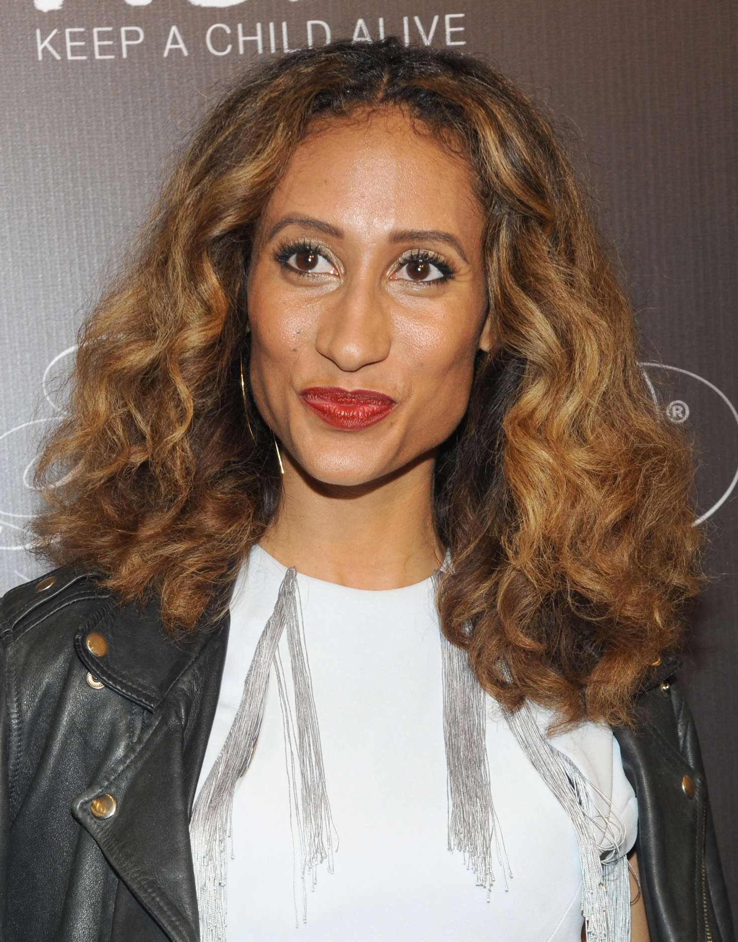 Elaine Welteroth Keep A Child Alives 13th Annual Black Ball