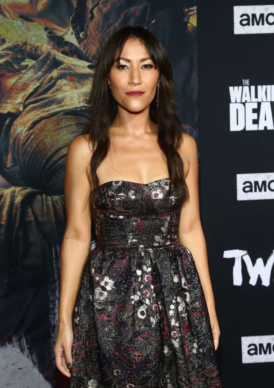 Eleanor Matsuura – The Walking Dead Premiere