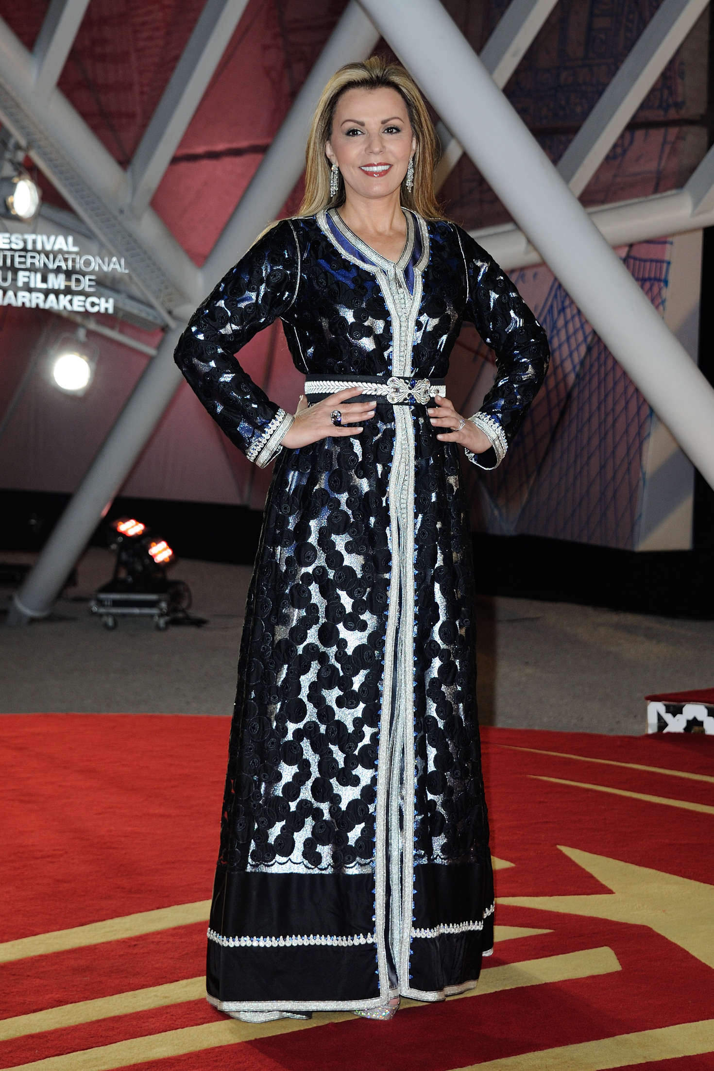 Fayrouz Karawani – 15th Marrakech International Film Festival Closing Ceremony in Marrakech-03