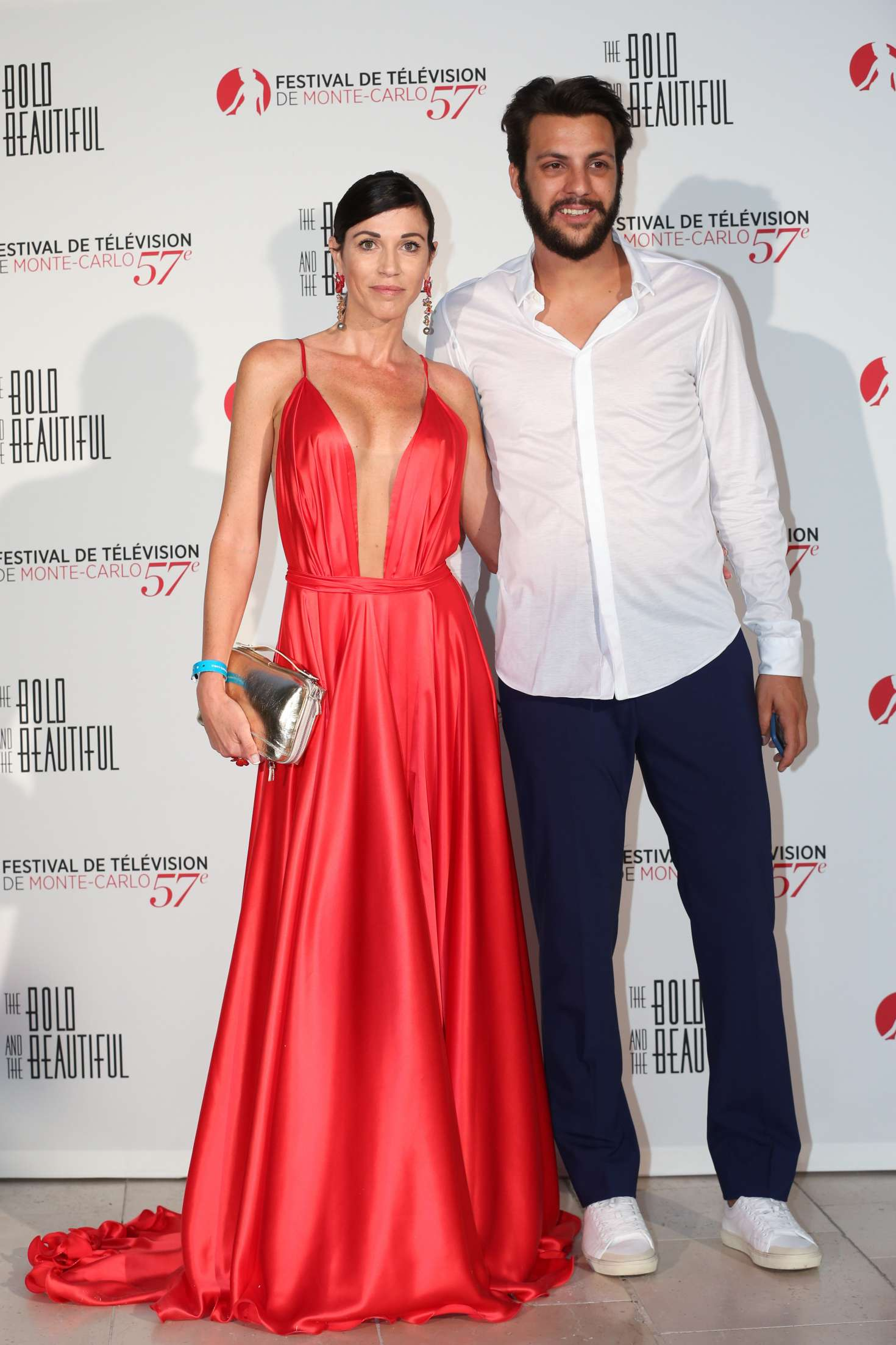 Federica Torti – 'The Bold and the Beautiful'Anniversary Event in Monte Carlo-02