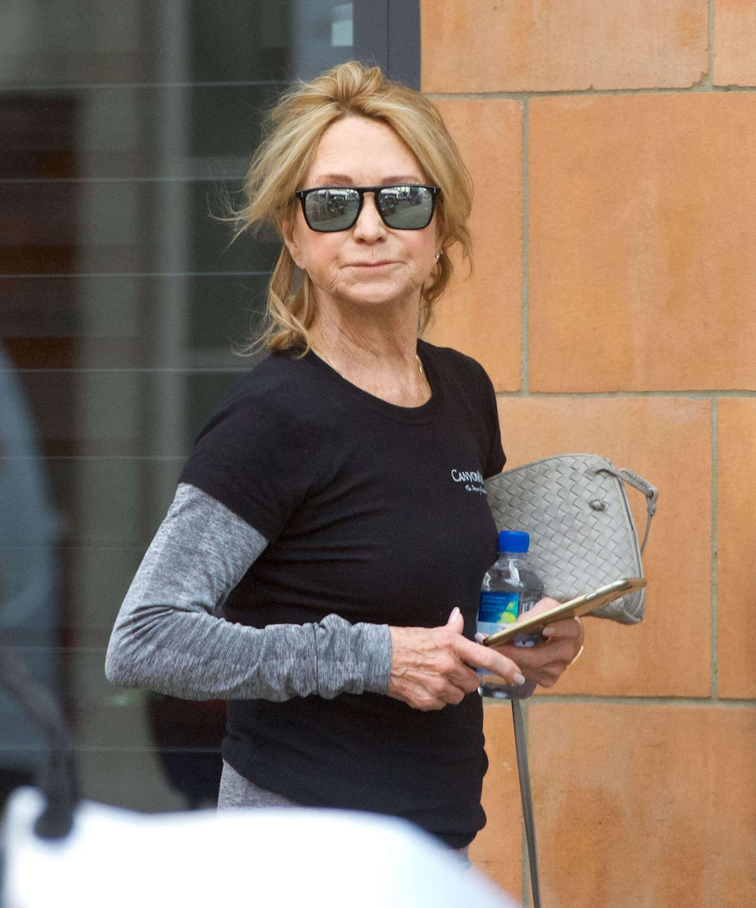 Felicity Kendal – Heads to the gym in London-07