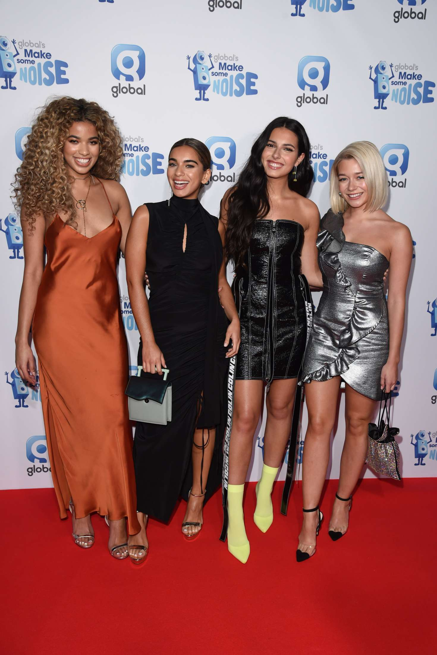 Four of Diamonds – Global Radio's Make Some Noise Charity 2018 in London-04