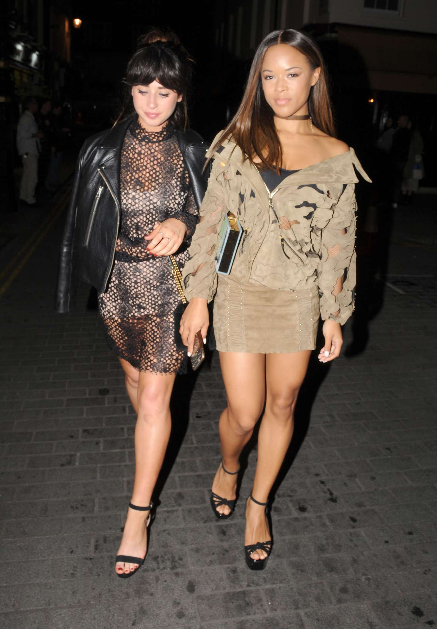 Foxes – Love Magazine Party at Lou Lou's in London-01