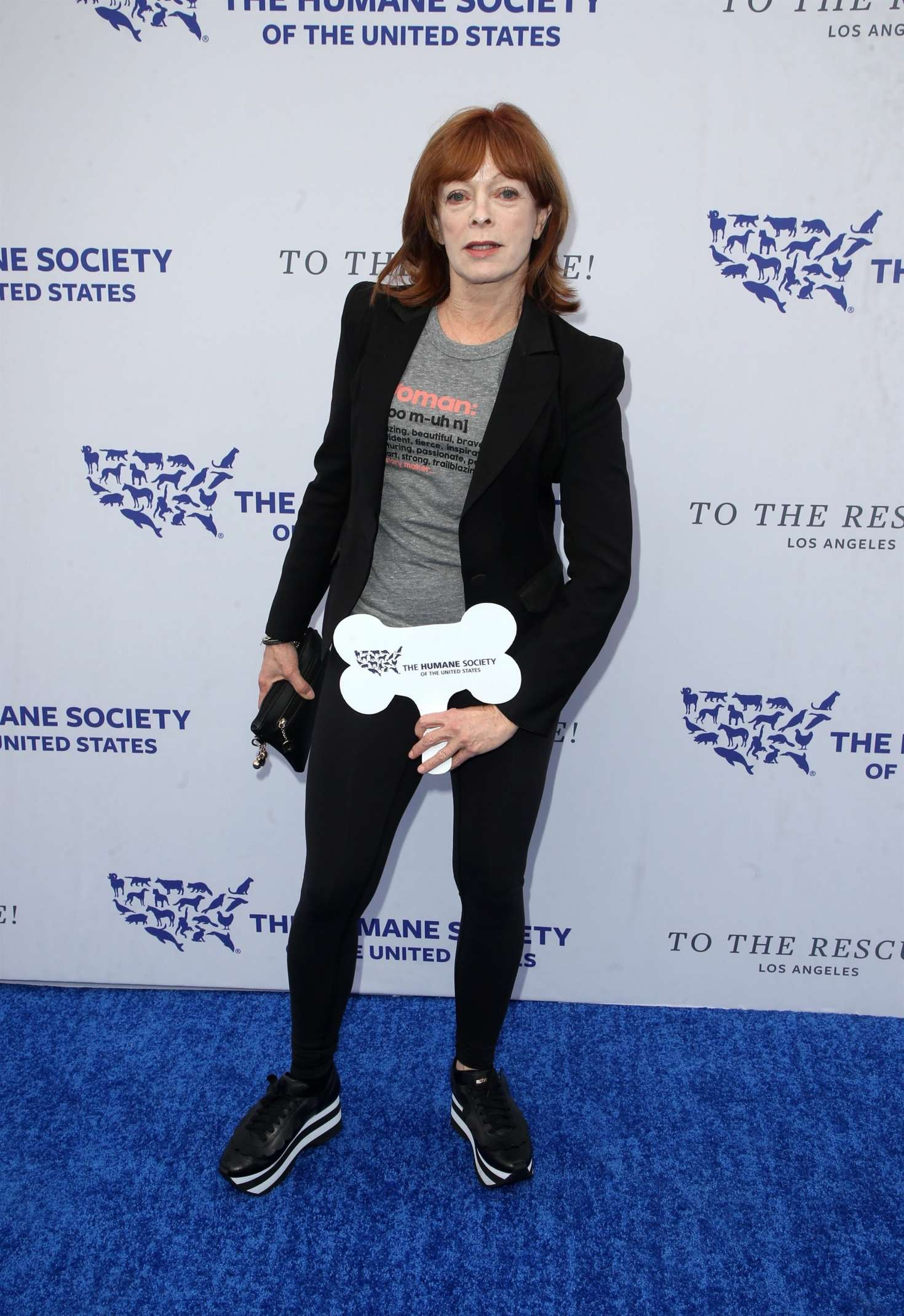 Frances Fisher – 2018 Humane Society Of The United States To The Rescue Gala in LA-02