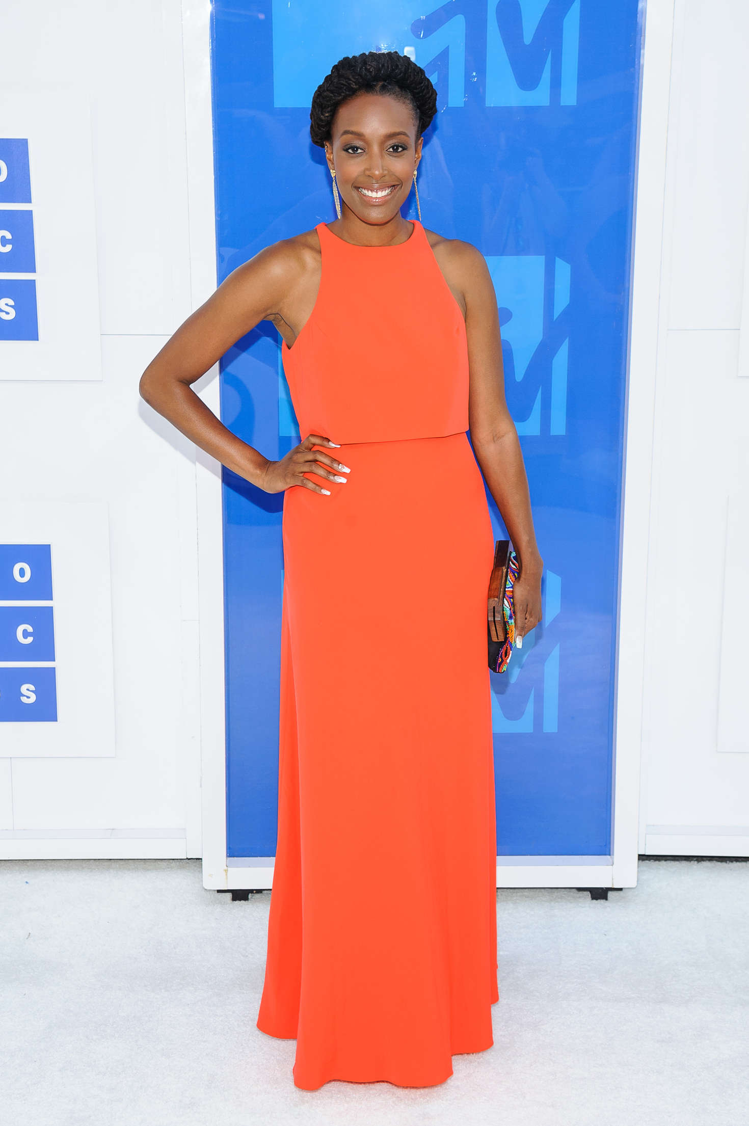 Franchesca Ramsey – 2016 MTV Video Music Awards in New York City-01