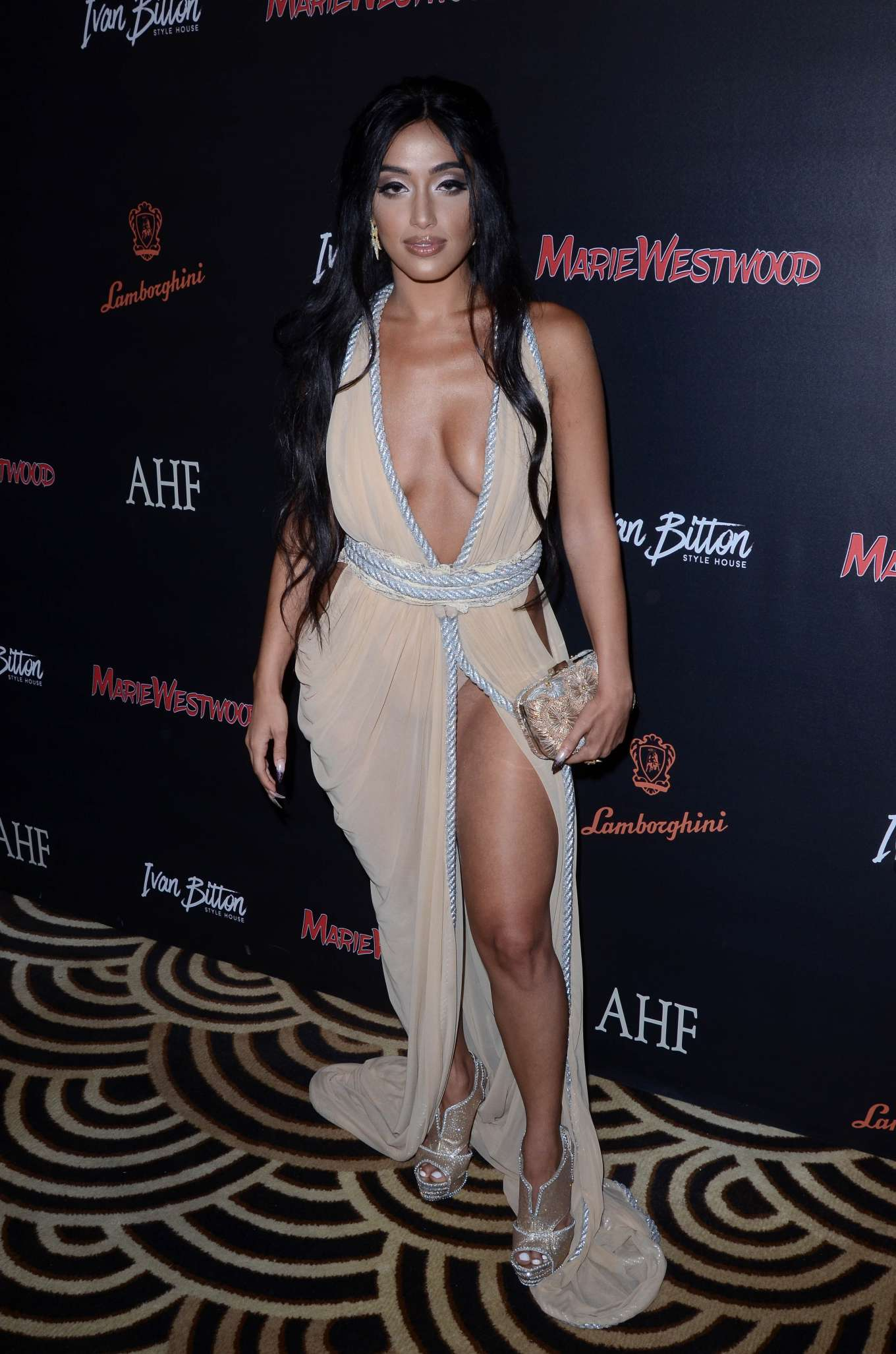 Inas X – Marie Westwood Magazine Summer Edition Launch in LA-01