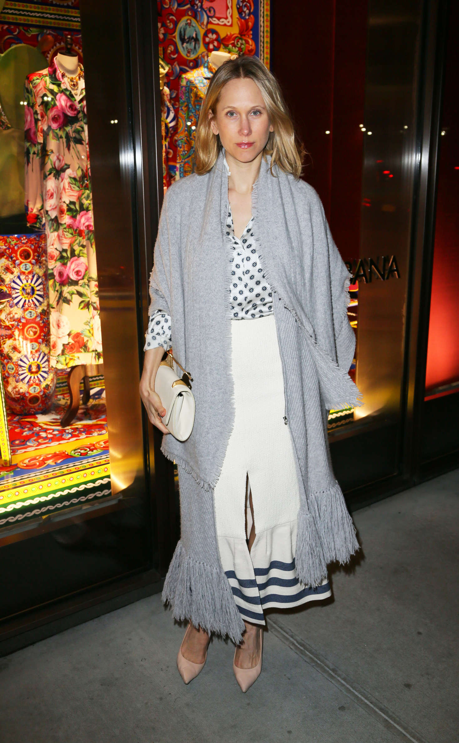 Indre Rockefeller – The Dolce and Gabbana Pyjama Party 2016 in NYC-02