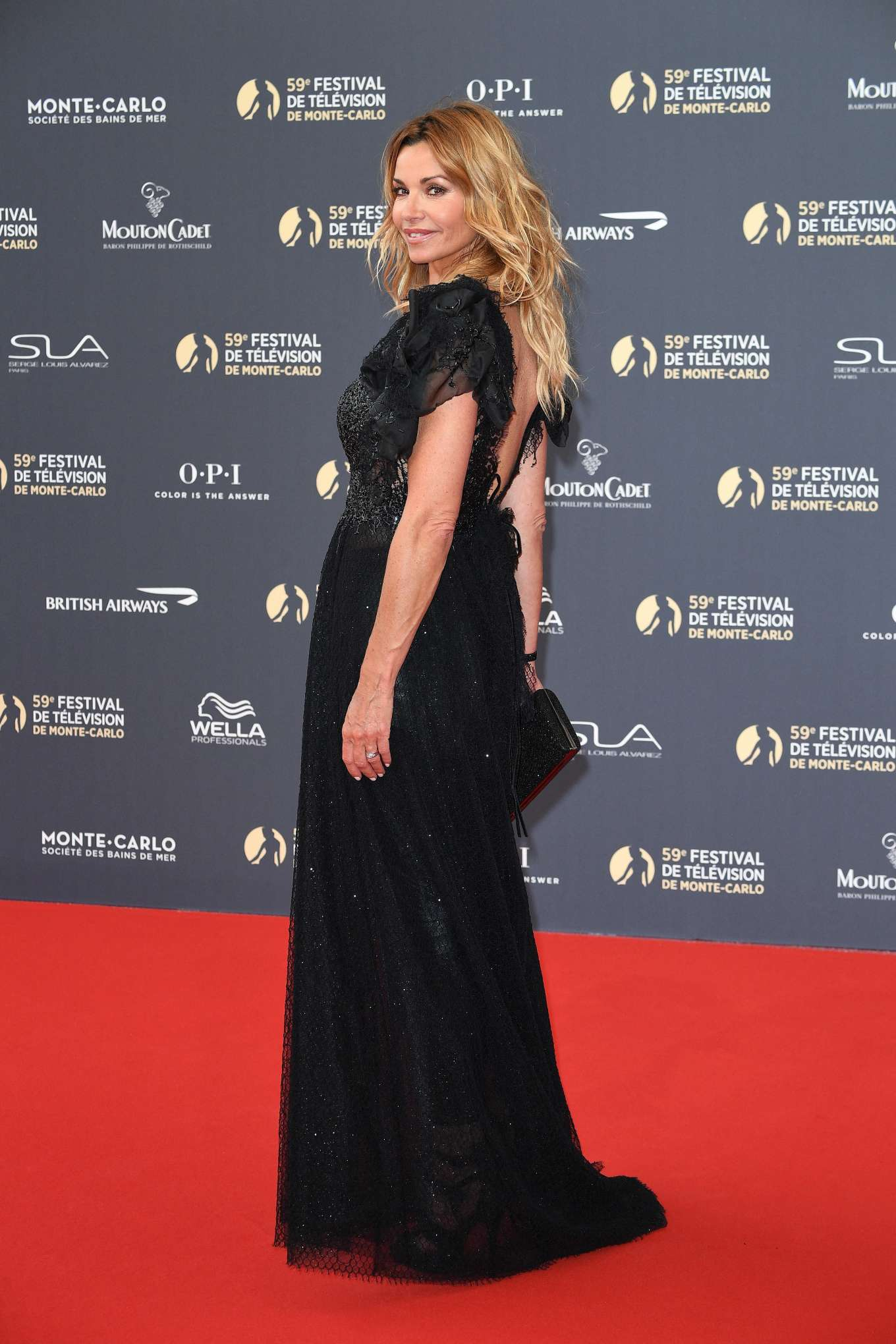 Ingrid Chauvin – 59th Monte Carlo TV Festival Opening Ceremony-02