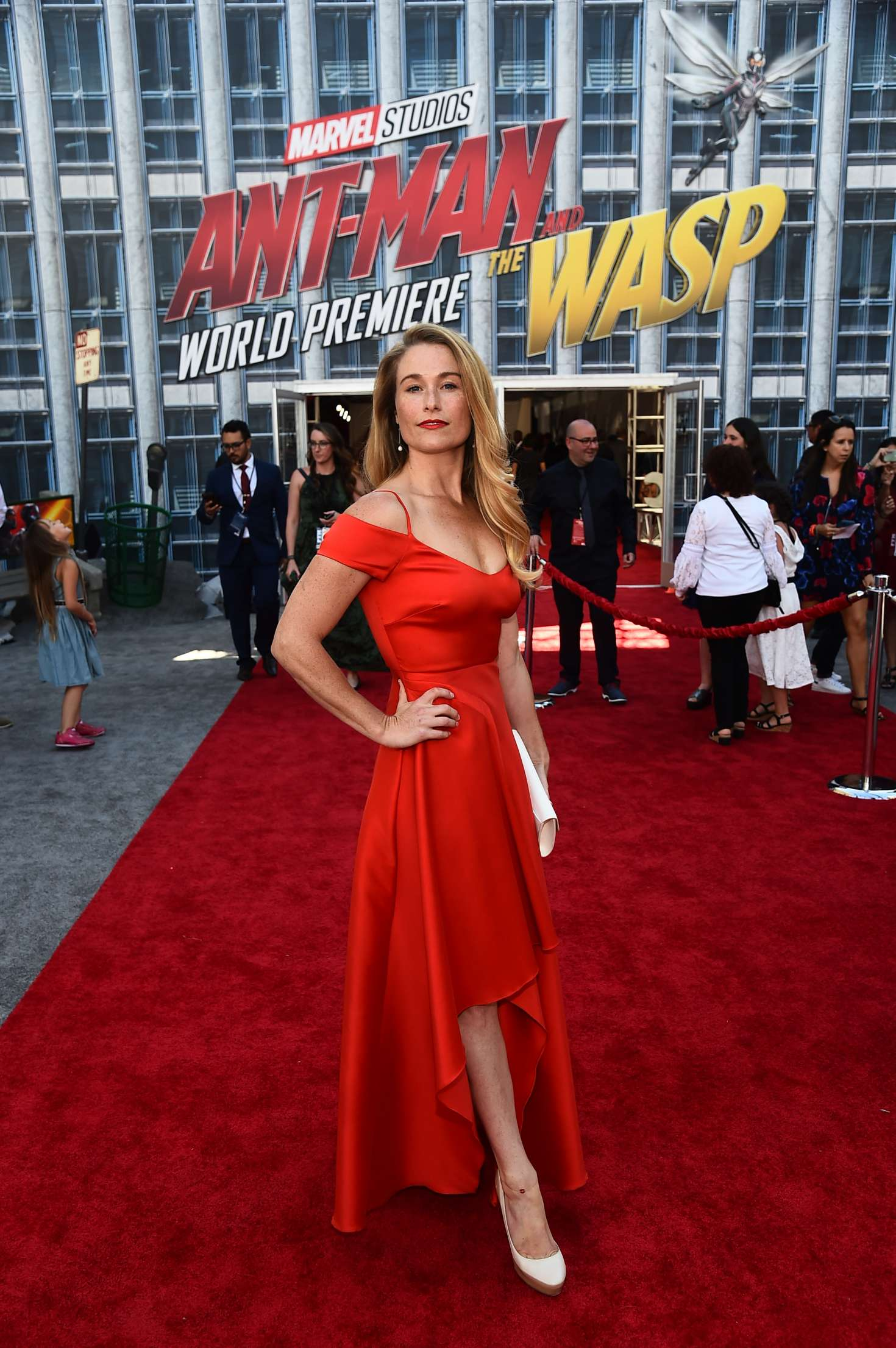 Ingrid Kleinig – 'Ant-Man and The Wasp' Premiere in Los Angeles-05