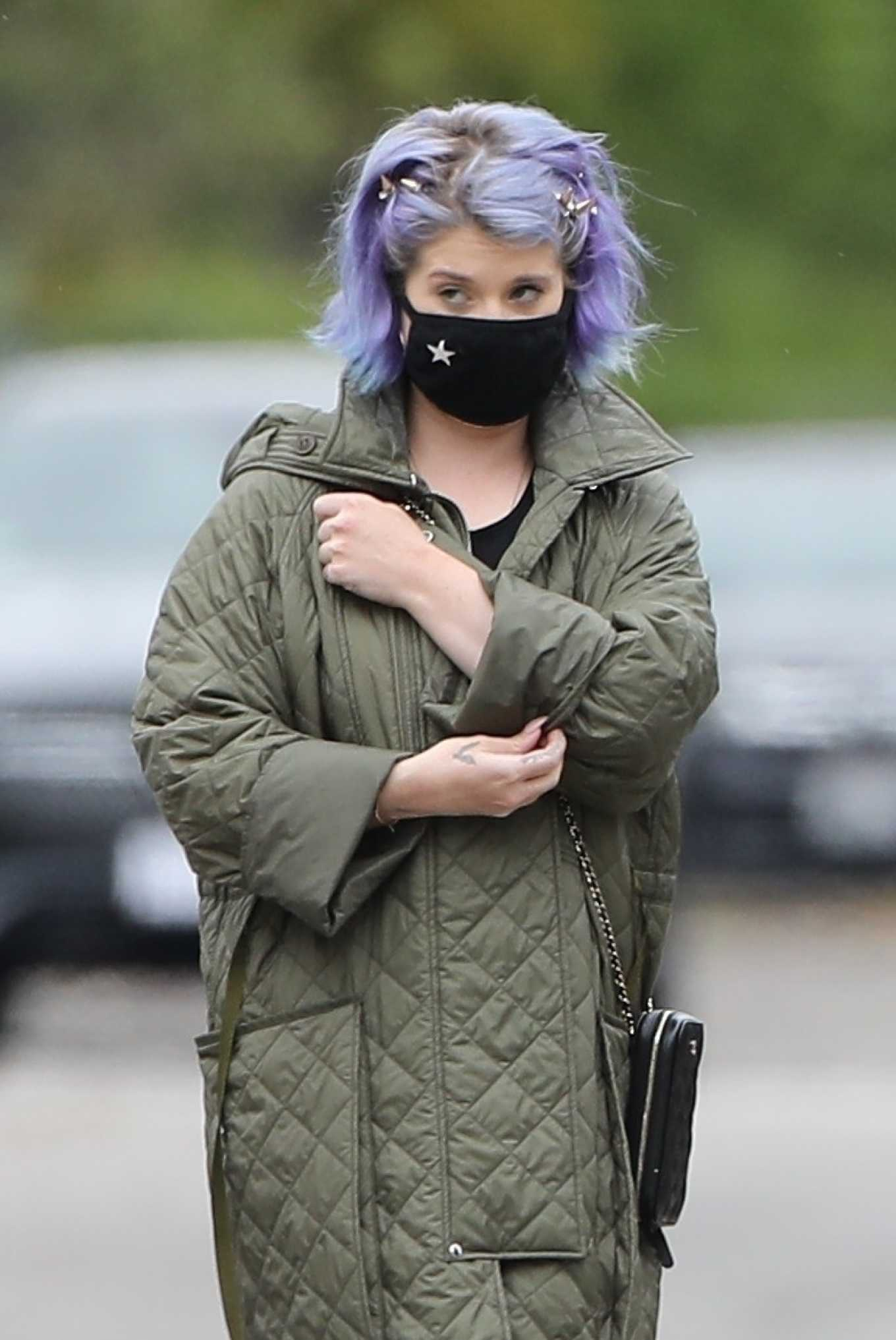 Kelly Osbourne Seen with a Jack Osbourne's girlfriend
